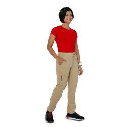 Women's Hiking Pants - Beige